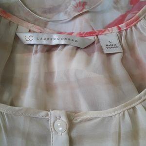 Lauren conrad womans blouse